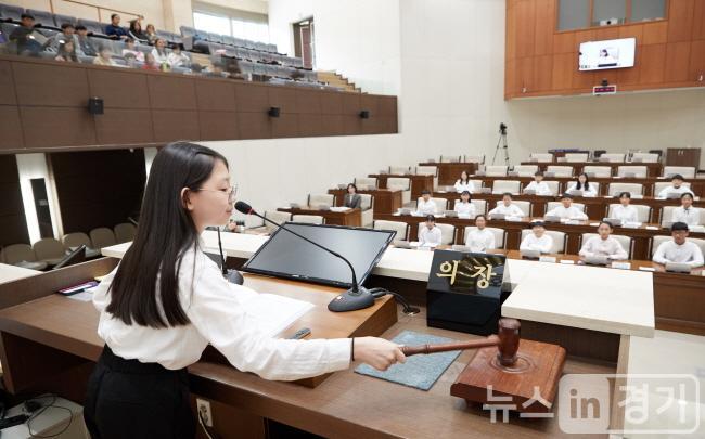 20191112 용인시의회, 제5회 청소년 모의의회 경연대회 개최(5).jpg