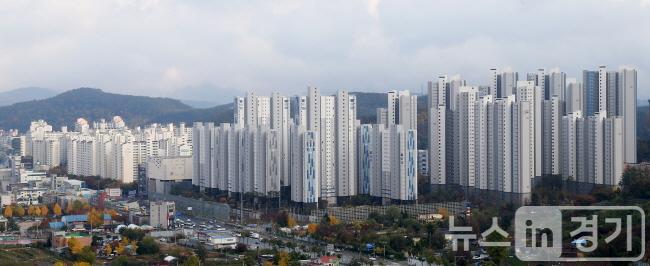 용인시 처인구 중심가 아파트단지.JPG