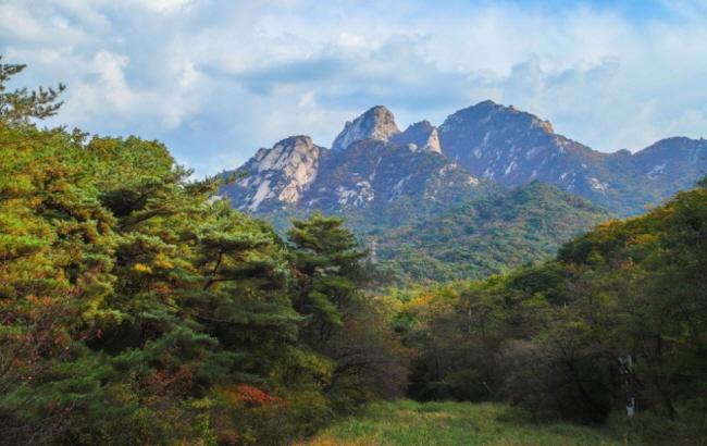 연인산도립공원, 묵은 쓰레기 2,000톤 걷어내고 청청 휴식공간으로 거듭났다