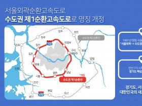서울외곽순환고속도로, 이제는 수도권 제1순환고속도로로 불러주세요‥경기도, 대한민국 최대 지자체 위상 정립 단초 마련했다